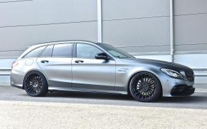 2019 Mercedes-Benz C63 S Estate Stealth Bomber by DS Automobile